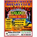 Chowchilla Rotary $10,000 Dinner Drawing