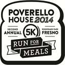 Poverello House 2nd Annual 5K Run for Meals