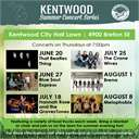 Kentwood Summer Concert Series